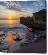 The Cliffs Of Florida Canvas Print