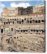 The Coliseum Canvas Print