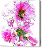 10989 The Colour Of Summer Canvas Print