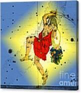 The Constellation Perseus Canvas Print