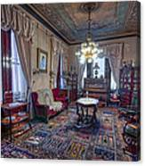 The Copper King's Music Room - Butte Montana Canvas Print