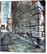 The Corner Redux Canvas Print