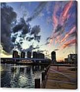 The Dockyard Canvas Print