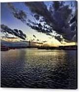 The Dockyard V3 Canvas Print