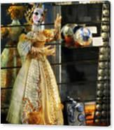 The Doll Salzburg Canvas Print