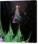 The Egregious Christmas Tree 2 Canvas Print