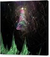 The Egregious Christmas Tree 3 Canvas Print