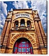The Empire Theatre Canvas Print