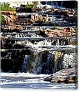 The Falls Canvas Print