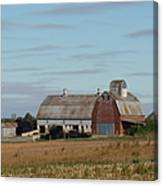 The Farm II Canvas Print