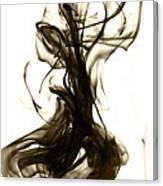 The Feminine Side Canvas Print