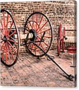 The Firehouse Canvas Print