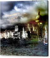 The Flow Of Waters  Il Flusso Delle Acque Canvas Print