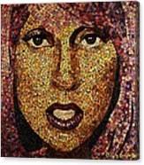 The Gaga Canvas Print