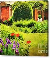 The Gardens Canvas Print