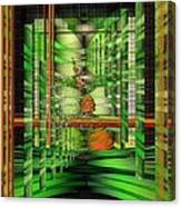 The Gateway To Broccoli Canvas Print