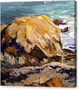 The Giant Boulder Canvas Print