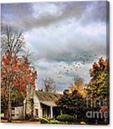 The Gift Shop Canvas Print
