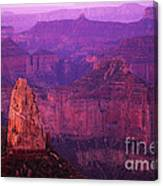 The Grand Canyon North Rim Canvas Print