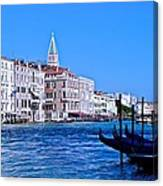 The Grand Of Venice Canvas Print