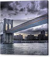 The Great Bridge Canvas Print