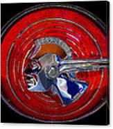 The Great Chief Pontiac Canvas Print