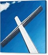 The Great Cross - Resurrection Canvas Print