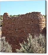 The Hovenweep Twin Towers Canvas Print
