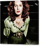 The Hunchback Of Notre Dame, Maureen Canvas Print