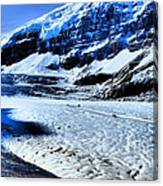 The Ice Fields Canvas Print