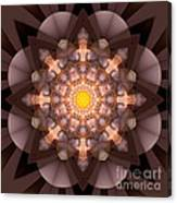 The Inner Radiance Canvas Print