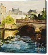 The Irish Bridge Canvas Print