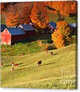 The Jenne Farm Canvas Print