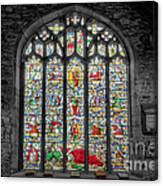 The Jesse Window  Canvas Print