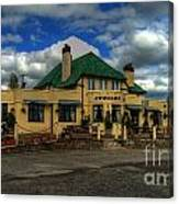 The Jubilee Inn Canvas Print