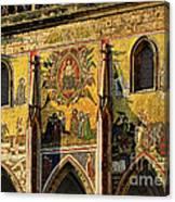 The Last Judgment - St Vitus Cathedral Prague Canvas Print