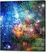 The Leading Star Canvas Print