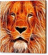The Lions King Canvas Print