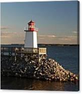 The Little Lighthouse Canvas Print
