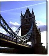 The London Tower Bridge Canvas Print