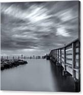 the magic of the Big Stopper Canvas Print