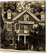 The Mermaid Inn - Chestnut Hill Canvas Print