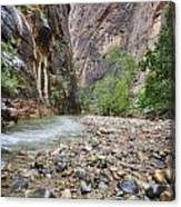 The Narrows 1 Canvas Print