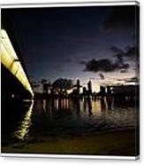 The Narrows Bridge Canvas Print