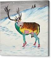 The New Rudolph Canvas Print