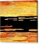 The Nowhere Bridge Canvas Print