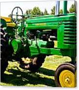 The Old Deere Canvas Print