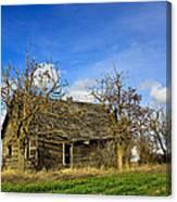 The Old Farm House Canvas Print
