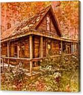 The Old Homestead Canvas Print