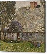 The Old Mulford House Canvas Print